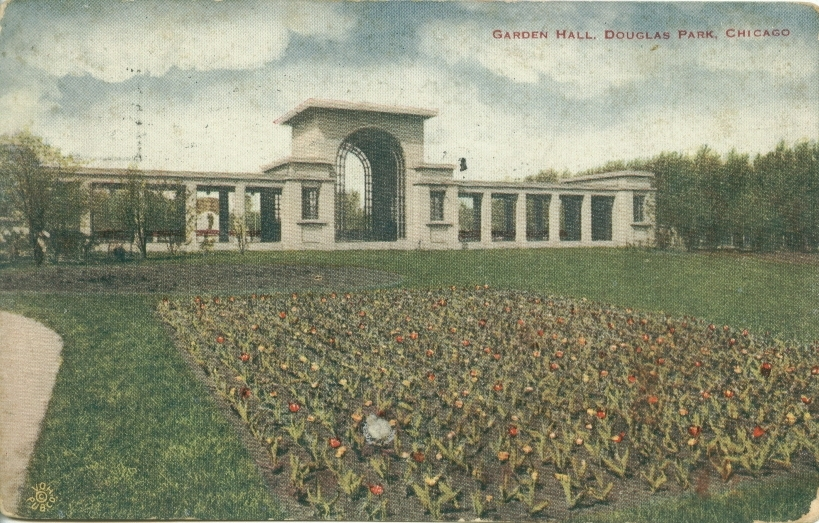 Douglas Park Chicago History In Postcards