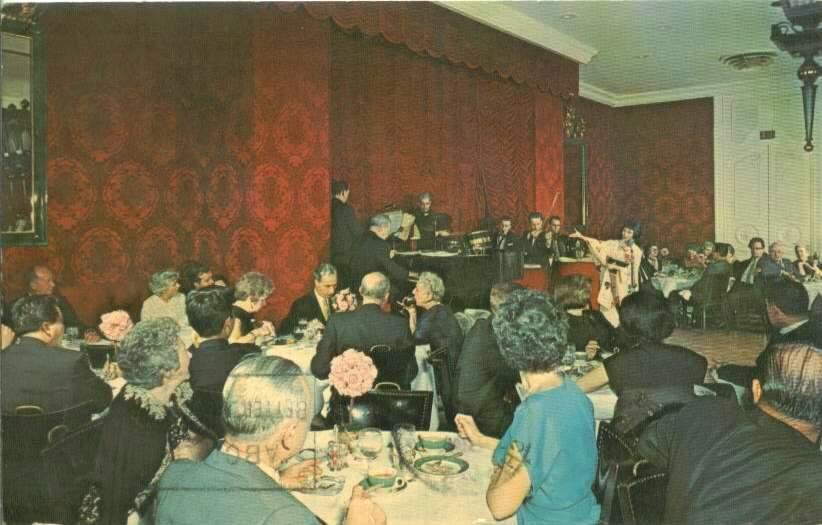 The Drake Hotel Camellia Room