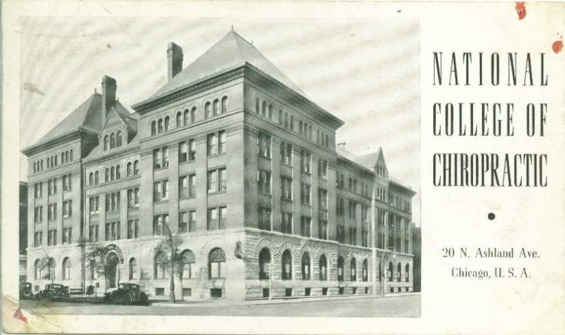 Medical Schools Chicago History In Postcards