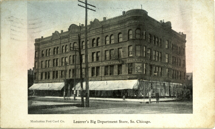 Retail Office Smaller Businesses Chicago History In