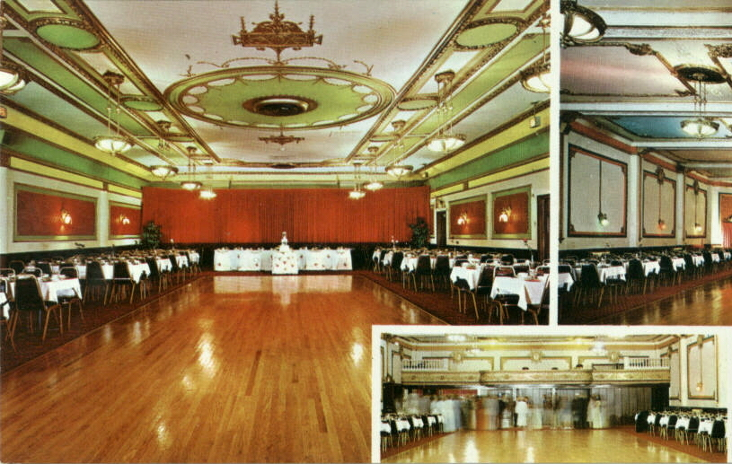 Entertainment Music Dancing Dining Chicago History